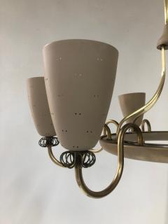 1950s Italian Light Fixture - 1064682