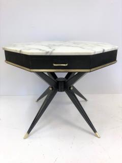1950s Italian Marble Top Centre Table - 615811