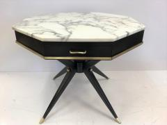 1950s Italian Marble Top Centre Table - 615812