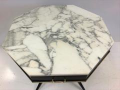 1950s Italian Marble Top Centre Table - 615813