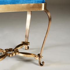 1950s Italian brass stool - 1894861