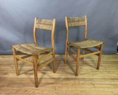 1950s Pierre Gauthier Delaye Weekend Side Chair France - 1792073
