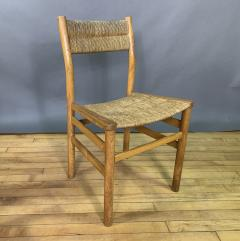 1950s Pierre Gauthier Delaye Weekend Side Chair France - 1792074