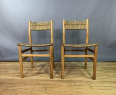 1950s Pierre Gauthier Delaye Weekend Side Chair France - 1792110