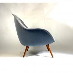 1950s Vintage Scandinavian Lounge Chair - 1703932
