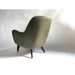 1950s Vintage Scandinavian Lounge Chair - 1703947