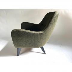 1950s Vintage Scandinavian Lounge Chair - 1703948