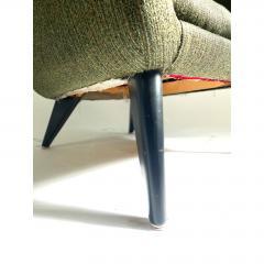 1950s Vintage Scandinavian Lounge Chair - 1703949