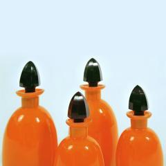 1950s perfume bottle set - 1240543