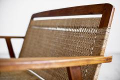 1960S DANISH ROPE BENCH - 1398063