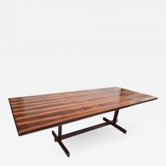 1960s Brazilian Jacaranda Dining Table - 499771