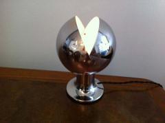 1960s Chrome Eclipse Lamp - 1271953