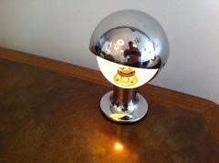 1960s Chrome Eclipse Lamp - 1271954