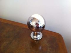 1960s Chrome Eclipse Lamp - 1271955