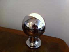 1960s Chrome Eclipse Lamp - 1271956