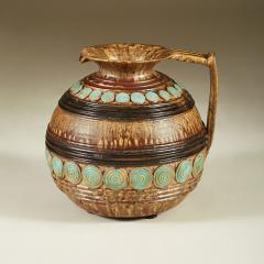 1960s Glazed pitcher - 1923132