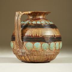 1960s Glazed pitcher - 1923156