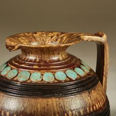 1960s Glazed pitcher - 1923159
