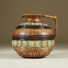 1960s Glazed pitcher - 1923161