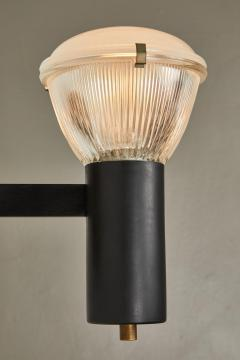 1960s Italian Glass and Metal Sconces Attributed to Ignazio Gardella - 1136303