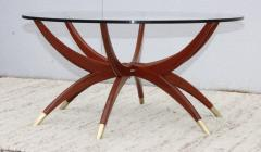 1960s Mid Century Modern Spider Base Coffee Table - 2027886