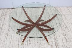 1960s Mid Century Modern Spider Base Coffee Table - 2027887