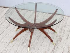 1960s Mid Century Modern Spider Base Coffee Table - 2027888