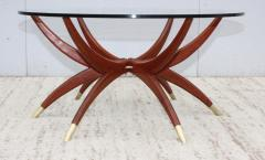 1960s Mid Century Modern Spider Base Coffee Table - 2027890