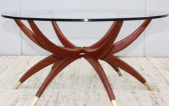 1960s Mid Century Modern Spider Base Coffee Table - 2027891