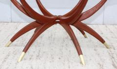 1960s Mid Century Modern Spider Base Coffee Table - 2027893