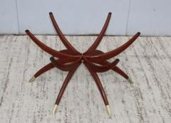 1960s Mid Century Modern Spider Base Coffee Table - 2027894