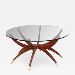 1960s Mid Century Modern Spider Base Coffee Table - 2029142