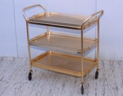 1960s Mid Century Tier Bar Cart From England By Kaymet - 1903220