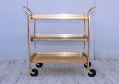 1960s Mid Century Tier Bar Cart From England By Kaymet - 1903221