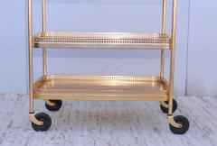 1960s Mid Century Tier Bar Cart From England By Kaymet - 1903222