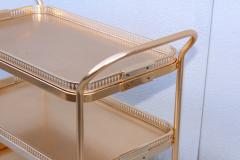 1960s Mid Century Tier Bar Cart From England By Kaymet - 1903224