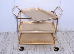 1960s Mid Century Tier Bar Cart From England By Kaymet - 1903225