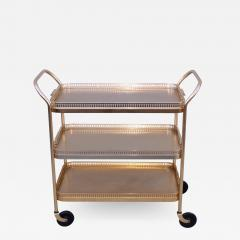1960s Mid Century Tier Bar Cart From England By Kaymet - 1905063