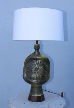 1960s Modernist French Pottery Table lamp - 765795