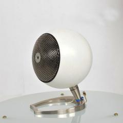 1960s Space Age MAXIMUS Round Sound Machine Hi Fi Speaker Mod Vintage - 1559433
