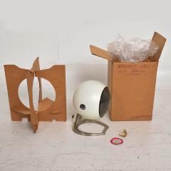 1960s Space Age MAXIMUS Round Sound Machine Hi Fi Speaker Mod Vintage - 1559440