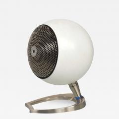 1960s Space Age MAXIMUS Round Sound Machine Hi Fi Speaker Mod Vintage - 1561326