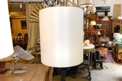 1960s Tall Hand Forged Table Lamp - 130882