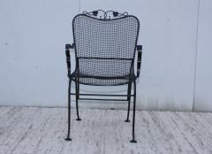 1960s Wire Mesh Outdoor Armchairs - 1943441