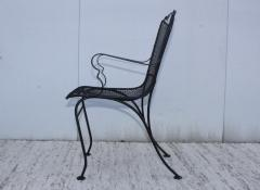 1960s Wire Mesh Outdoor Armchairs - 1943442