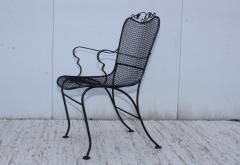 1960s Wire Mesh Outdoor Armchairs - 1943443