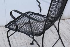 1960s Wire Mesh Outdoor Armchairs - 1943445
