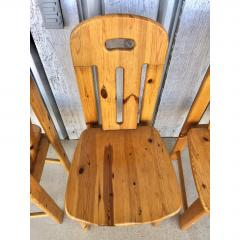 1970 s French Dining Chairs - 1706476