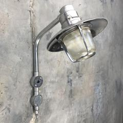 1970s Aluminum Wall Light by EOW - 1021028