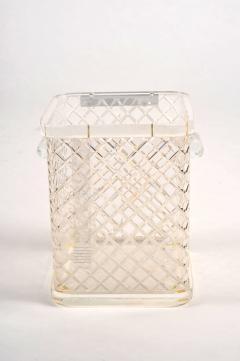 1970s American lucite ice bucket - 1240579